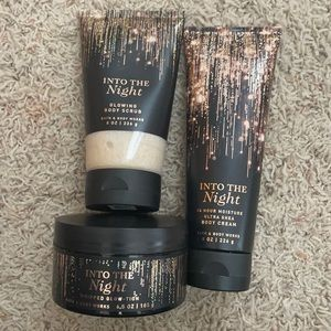 Bath & Body Works Into the Night Bundle